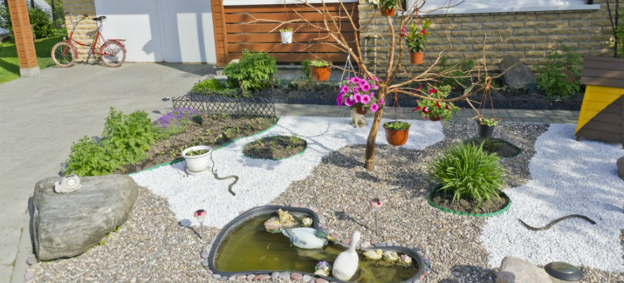 Use Washed Gravel in Your Landscaping Plan